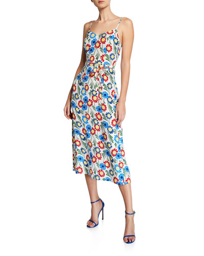 Josephine Long Slip Dress