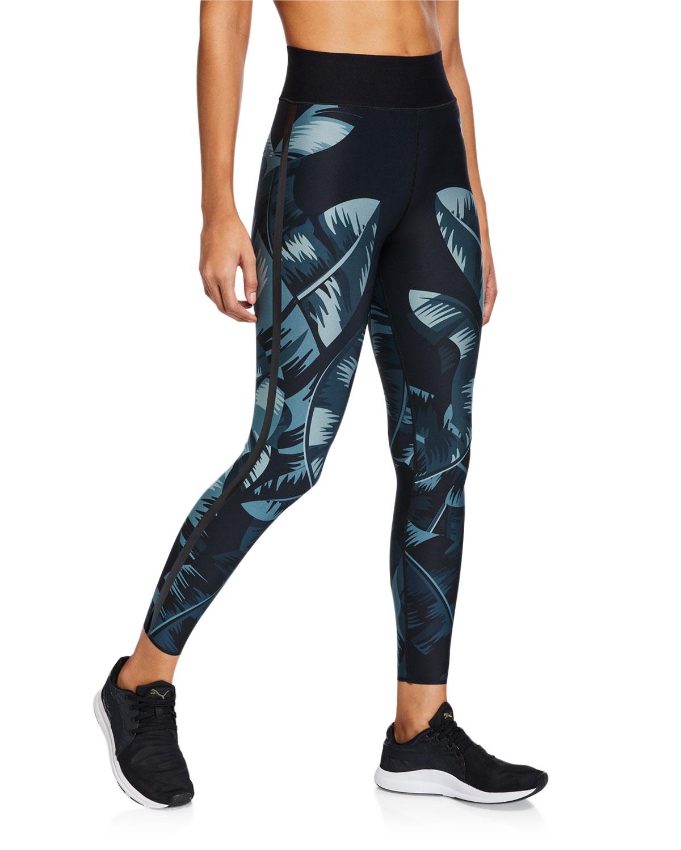 Ultracor Pants ULTRA HIGH HAVANA SLASHED LEGGINGS
