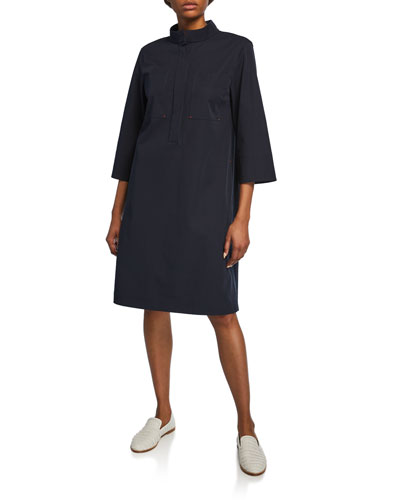 72447f32 Lafayette 148 New York Spandex Dress | Neiman Marcus