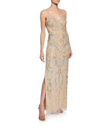 36c2a1d61eae Beaded Dress