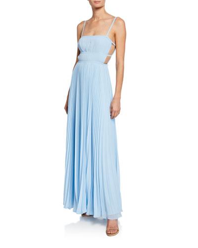 fda2aff3b69 Tie Back Pleated Dress