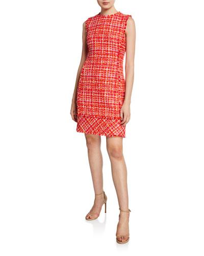 3dcce51f A Line Tahari Dress | Neiman Marcus
