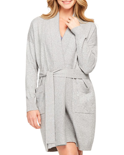 Cosmopolitan Luxury Belted Cardigan