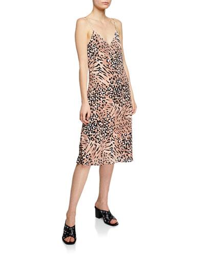 Polyester Slip Dress  ca92a9111