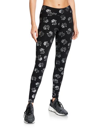 Terez X Keith Haring Tall Band Leggings