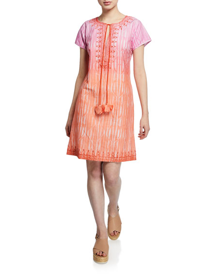 Bella Tu Heather Cap Sleeve Dress