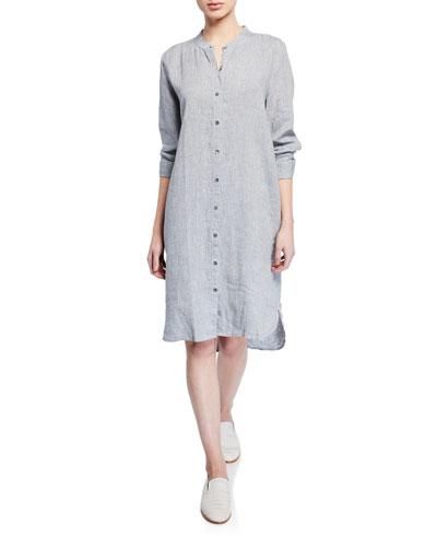 13dbdebd9bb Eileen Fisher Linen Dress