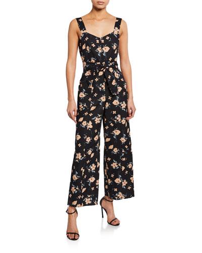 1666cc5b59 Black Sleeveless Jumpsuit