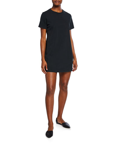 e5dd51420bf7 Short Sleeve T Shirt Dress | Neiman Marcus