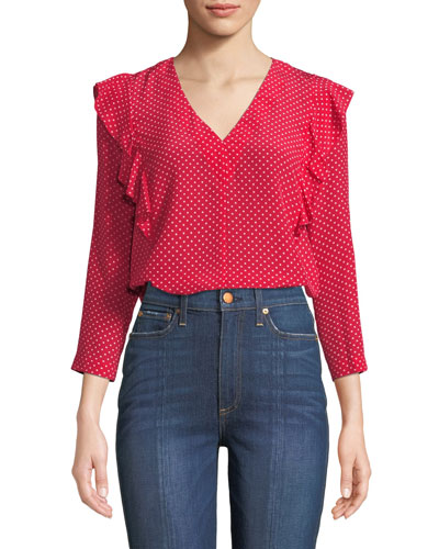 a9dabffd1af5f2 Rebecca Taylor Top | Neiman Marcus