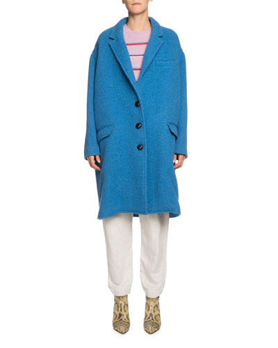Gimi Oversized Wool Coat