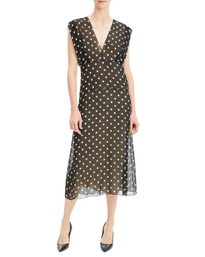 312b40f9fc4 Theory Black Dress