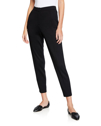 Milano Knit Ankle Pants
