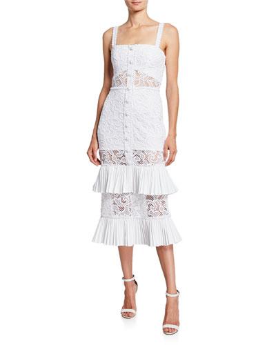 e67aa5586c4 Alexis Ruffle Dress
