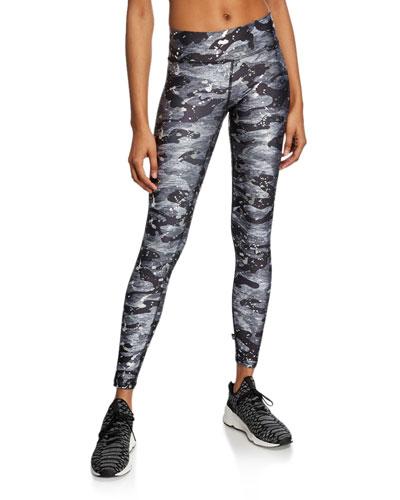 5b824e864d30a Quick Look. Terez · Foil-Print Camo Tall Band Legging