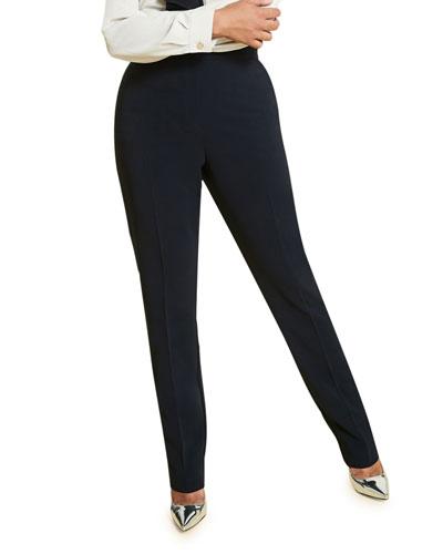 Plus Size Realta Straight-Leg Pants