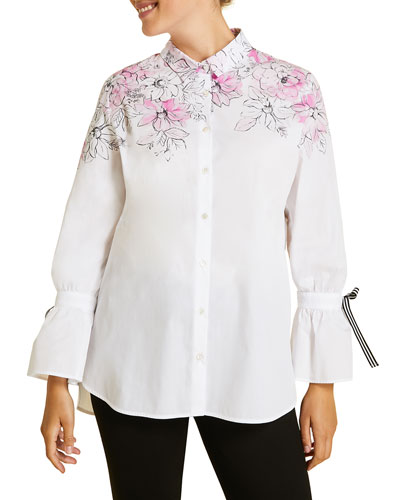 Plus Size Fascia Shirt