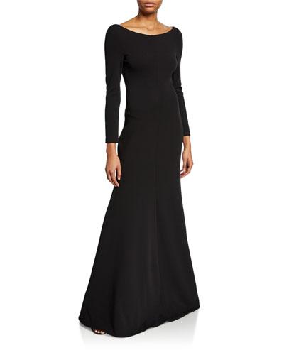 09de70f558fe Quick Look. Solace London · Perrine Long-Sleeve Cocktail Dress