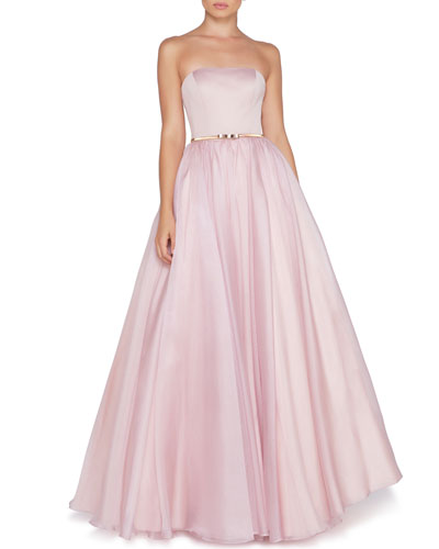 97d454ebcd Strapless Bodice Gown