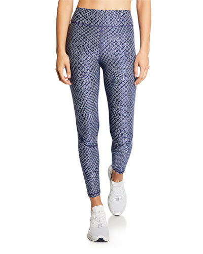0d869b328c736 Cropped Moisture Wicking Leggings | Neiman Marcus