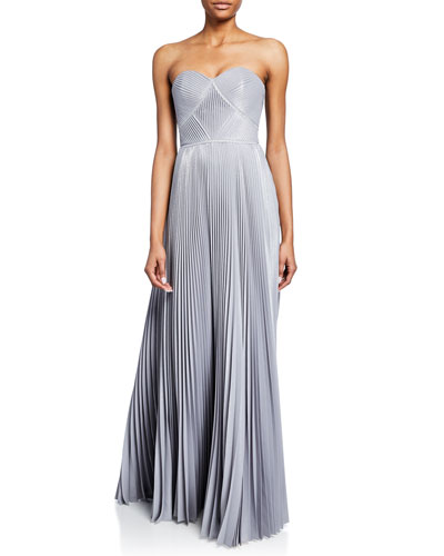 Metallic Gown  167a5e0cf