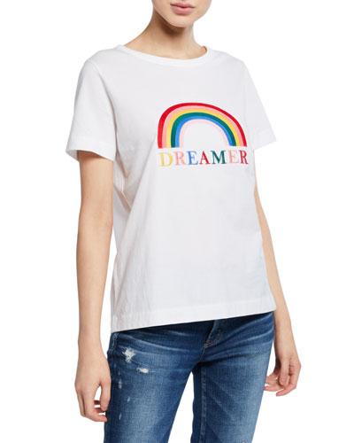 Rainbow Dreamer Short-Sleeve Tee