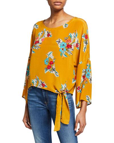 be1769728157 Womens Print Tunic | Neiman Marcus