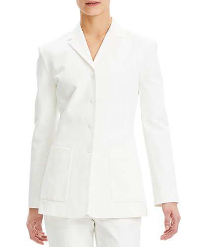 Slim Double Stretch Blazer