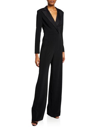 Black Long Sleeve Suit  319a270a1