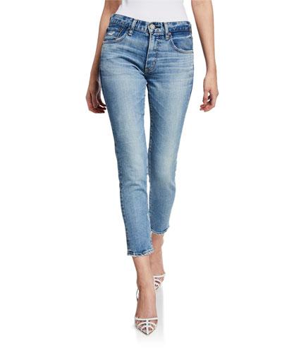Edmond High-Rise Skinny Jeans