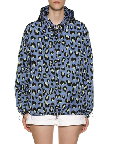 Cheetah Wind-Resistant Jacket