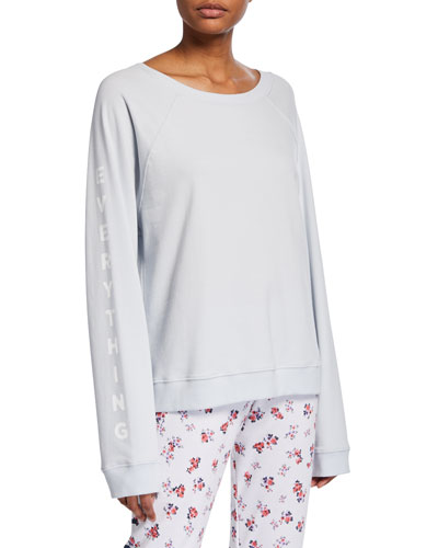 Gemma Long Raglan Sweatshirt