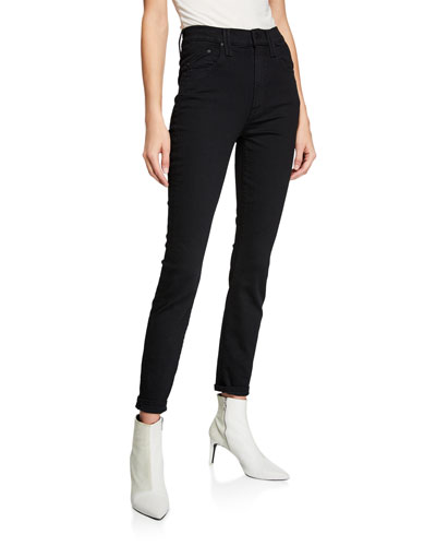 The Diamond Swooner Ankle Skinny Jeans