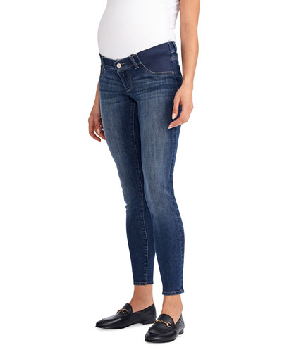 Florence Skinny Ankle Maternity Jeans