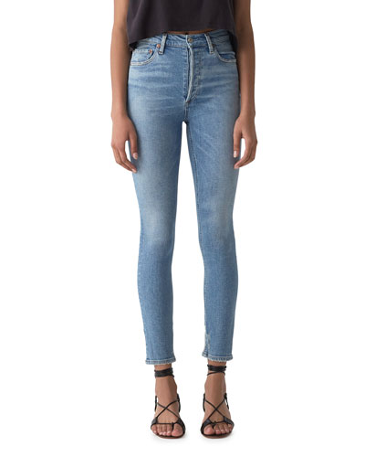 Nico High-Rise Slim Fit Jeans