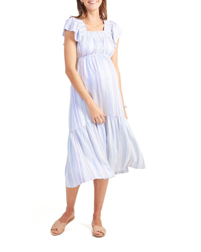 381d01eeda110 White Empire Waist Dress | Neiman Marcus