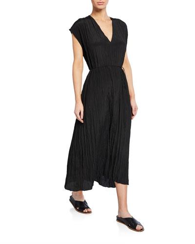 61926e47c0 Short Pleated Dress | Neiman Marcus