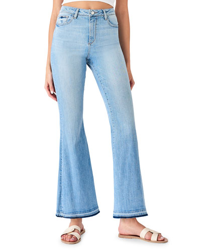 Rachel High-Rise Flare Jeans