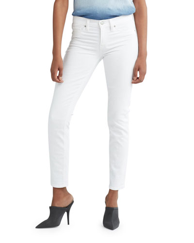 Tally Mid-Rise Crop Skinny Jeans