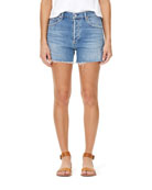 Citizens of Humanity Marlow High-Rise Easy Shorts w/