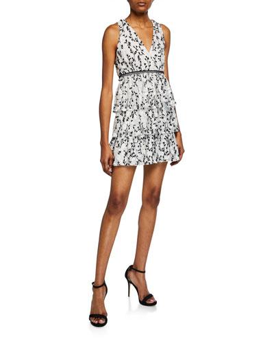 0c20fb73ffff Ivory A Line Dress   Neiman Marcus