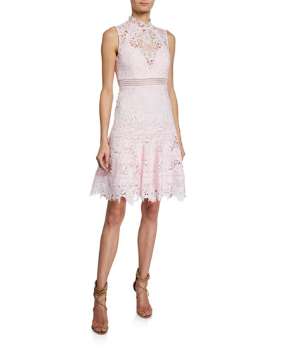 2aadd709d5a7 Spring Lace Dress | Neiman Marcus