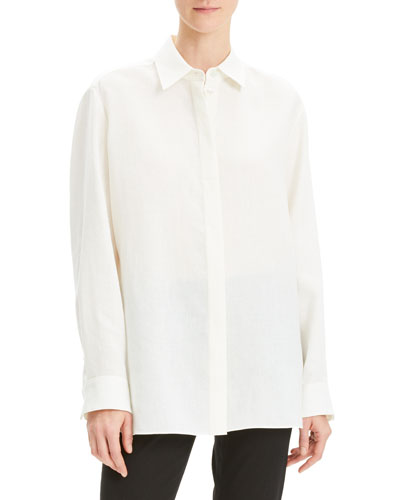 Menswear Long Sleeve Shirt