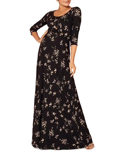f580c2464 Jersey Long Sleeve Maxi Dress