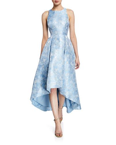 51eb7225290 High Low Hem Gown