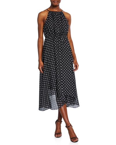 d89282c6b8 Black Tie Waist Dress