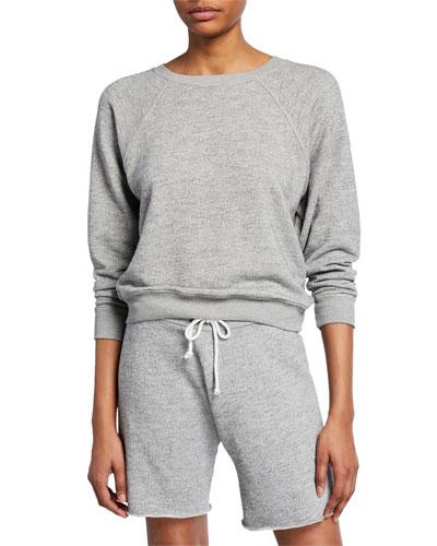 50s Crewneck Pullover Sweatshirt