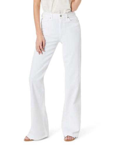 The Molly High-Rise Flare Jeans