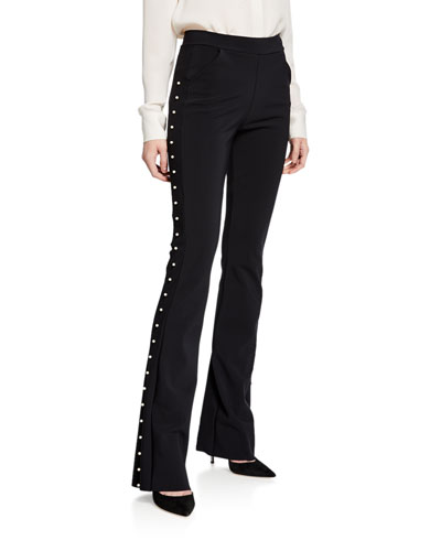 566eb984 Stretch Knit Pull On Pants | Neiman Marcus