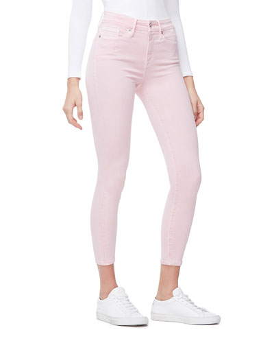 Good Waist Crop Jeans - Inclusive Sizing